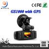 Factory price HD Car DVR Recorder GS1000 Latest Version with GPS/G-Sensor/H.264/HDMI Vehicle DVR 1920*1080P Car Video Camera