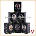 salão de cabelo cor de cabelo marcas de revestimento de cor indigo pó para a coloração do cabelo