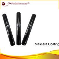 Black color eyelash extensions mascara coating/sealer
