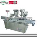 Xangai Shengai automático Auristilla enchimento máquinas tampando