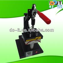CE-approved Cap Press machine /cap press machine/prensas termicas usadas