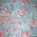 китай оптовой ткань цветы для свадебного платья