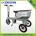 36v brushless haute vitesse vélo d'e/sans 3 roues vélo électrique