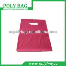 die cut Plastic Grocery Bags with Handle