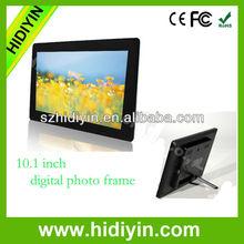 10.1 inch digital photo frame wifi picasa