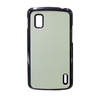 Sublimation cell phone case for LG NEXUS 4 with printable metal sheet