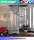 metal outdoor stairs/metal spiral stairs/used metal stairs PR-S09