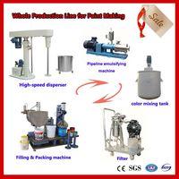 JCT sanding sealer varnish making machines