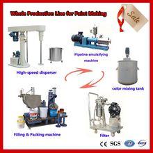 JCT pe clear sealer making machines