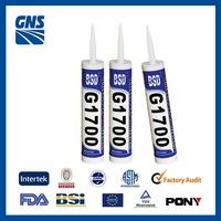 Good quality silicone sealant anti-fungus silicone