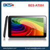 Dual-cameras 7 inch Android cheap dual core tablet pc with hdmi input