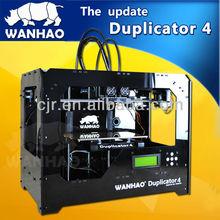 Dual Nozzles desktop 3D Printer / Dual Extruder 3D Printer
