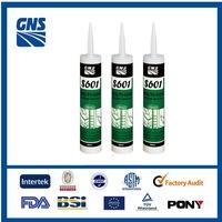 All season silicone adhesive quick dry sausage silicone sealant