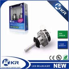 KR super led cree headlight led car fog light h7 high power auto led
