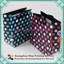 Birthday gift supermarket large paper shopping bag