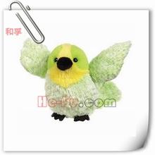 Animated Design Bird Of Plush Stuffed Flying Animals Toy For Kids