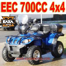 Four Wheel Motorcycle 700cc 4x4