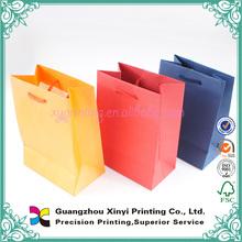 Modern gift craft paper shopping bag
