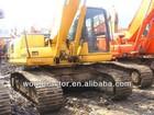 Used Tracked Excavator pc200-7 for sale,used excavator 20t
