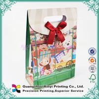 New london gift packaging smart shopping paper bag