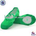 colorido design barato por atacado sapatos de ballet para crianças
