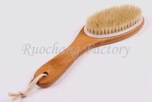 Wholesale Wooden Scrub Bristle Brush/names of paint brushes