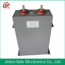5KV capacitors pulse high voltage 100uf 200uf 400uf 5kv capacitors