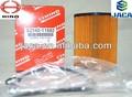 Shangchai/shanghai diesel hino filtro de aceite motor distribuidor