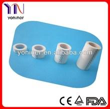 Surgical micropore paper tape non woven tape white & skin colour
