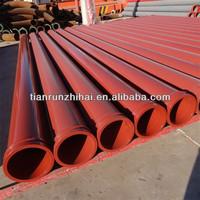 induction hardened pipe