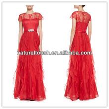 Chine fabricants de vêtements, Couleur rouge de nice robes de soirée pour les femmes enceintes ( YLQ03309 )