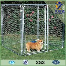 Ganlvanised chain wire dog fences
