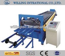 Hot- vente de produits en tôle galvanisée machines de pliage