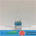 La vitamina d2 y calcio coloidal de inyección/de calcio para los caballos