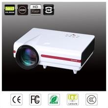Quality HD LED LCD USB VGA DVD TV HDMI data show multimedia video low cost cinema digital disco ktv nightclubs projector