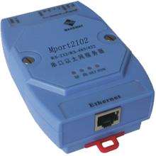 Mport2102 2-Line CAN Port Ethernet Serial Converter