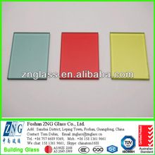 6;8;10;12mm clear or colour tempered laminated glass with AS/NZS 2208 & CCC & ISO9001 certifications