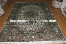 traditional handmade Persian silk carpet/tapestry in Guangzhou
