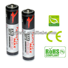 Hots sale zinc carbon dry battery r03p aaa