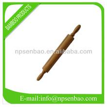 Green bamboo pole