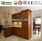 2014 hot sale birch lumber solid wood raised kitchen cabinet supplier