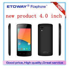 P3 4.0 inch capacitve screen wifi java flashlight cheap new product mobile phone