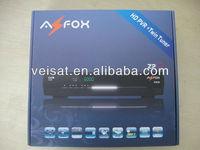 hd decodificador azfox z2s satellite receiver 2013