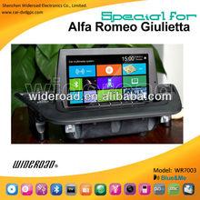 in dash Alfa Romeo Giulietta dvd gps 2014 radio rds bluetooth tv ipod canbus blue&me usb aux wallpaper 10 virtual disk win8