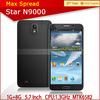 5.7 inch 3G Phone 1GB+8GB 2MP+8MP Camera Star N9000 brand smart cell phone