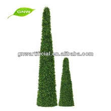 BOX1024 GNW Artificial Boxwood Topiary for garden patio decoration