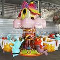 paseos para niños juego de la máquina de dulces de ratón para la venta