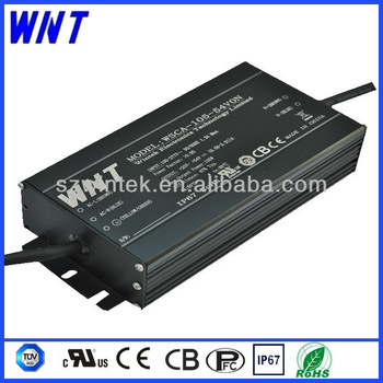CE UL TUV CB approved waterproof IP67 70W 700mA constant current led drivers
