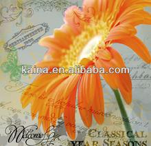 FLOWER SERIES CRYSTAL DIY HAND PAINTING WALL ARTS