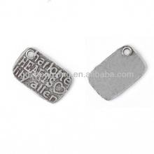 Wholesale English Letter Symbol Charm Pendant Jewelry-A25311